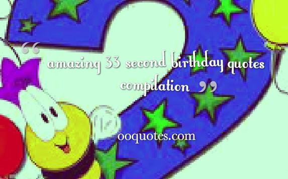 second birthday quotes