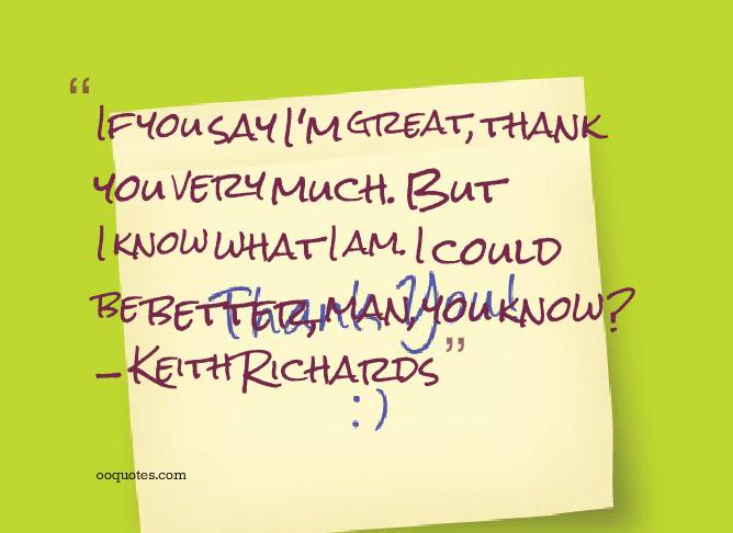 10 thank you quotes