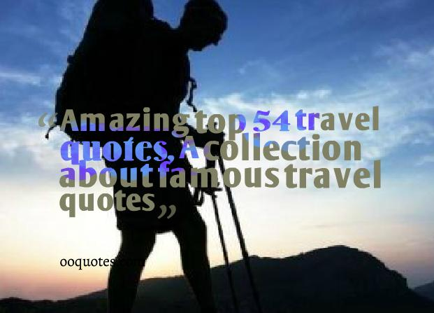 4 travel quotes