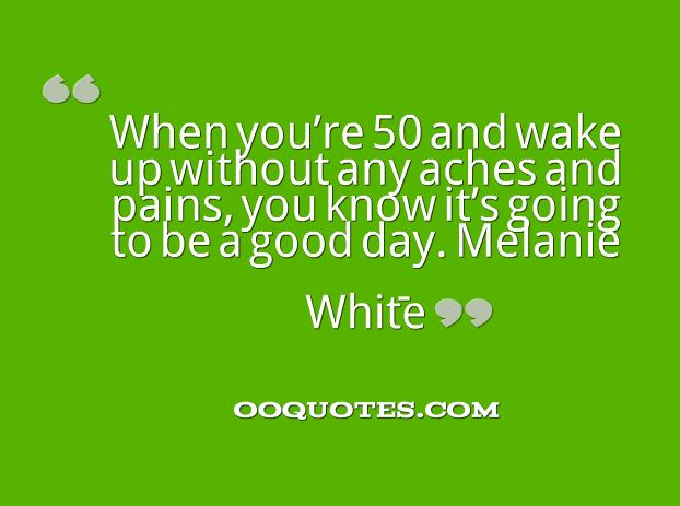 40 funny 50th birthday quotes