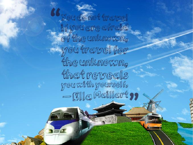 7 travel quotes