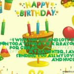 I wish you joy and lots of fun today