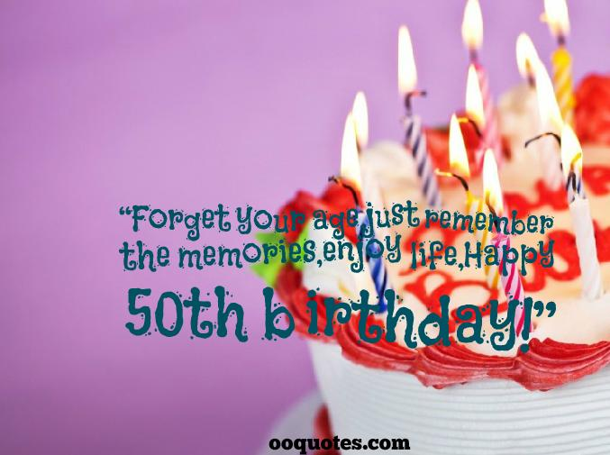 Science Birthday Quotes Quotesgram Happy Fifty Birthday Wishes