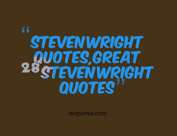 steven wright quotes 8