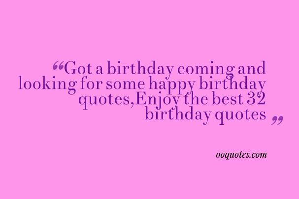 6 birthday quotes