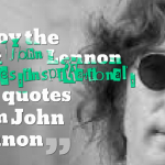 Enjoy the best John Lennon Quotes,inspirational, life quotes from John Lennon