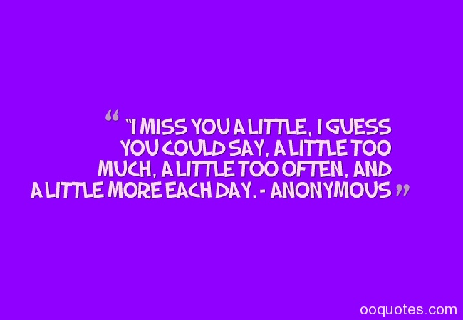 dont u miss me quotes