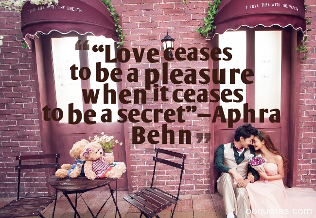 romantic love quotes