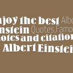 Enjoy the best Albert Einstein Quotes,Famous quotes and citations of Albert Einstein