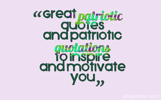 patriotic quotes for kids - photo #11