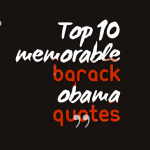 Top 10 memorable barack obama quotes