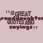 10 great granddaughter quotes and sayings