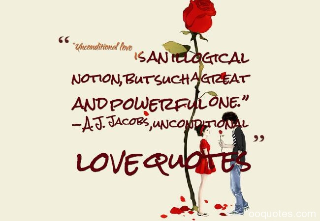 unconditional love quotes