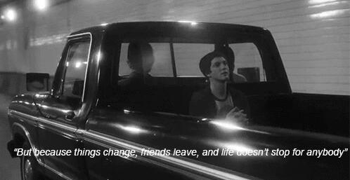 The Perks of Being a Wallflower quotes