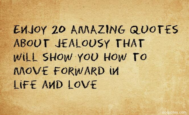 Quotes About Jealousy And Love quotes – quot...