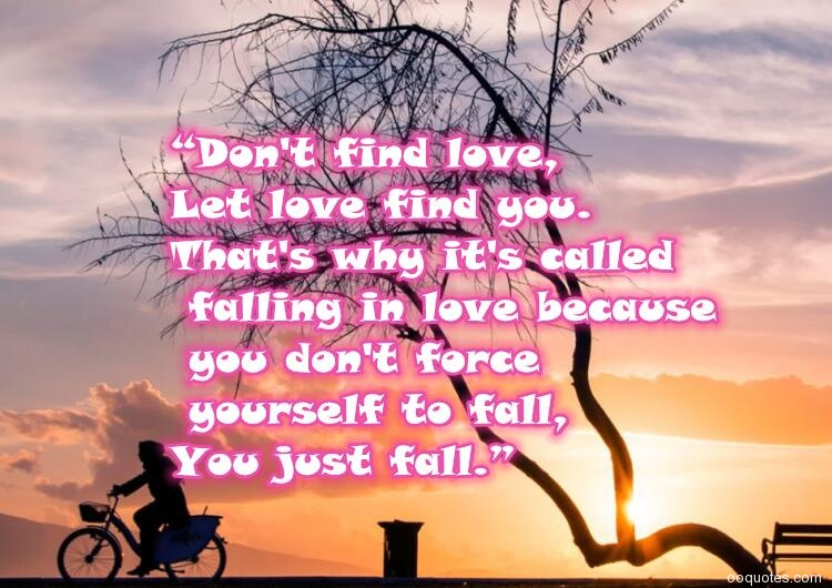 a collection of wise and humorous falling in love quotes